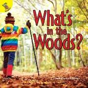 Cover-Bild zu Anderson, Michelle: What's in the Woods?