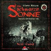 Cover-Bild zu Merlau, Günter: Die schwarze Sonne, Folge 13: Nedr Gwind (Audio Download)