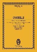 Cover-Bild zu Corelli, Arcangelo: Concerto grosso G minor (eBook)