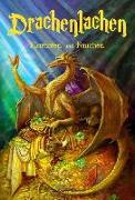 Cover-Bild zu Diem, Angelika: Drachenlachen - Flammen und Fauchen