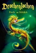 Cover-Bild zu Hauyn, Topaz: Drachenlachen - frech und fröhlich