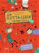 Cover-Bild zu Pantermüller, Alice: Dein Lotta-Leben. Freundebuch