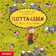 Cover-Bild zu Pantermüller, Alice: Mein Lotta-Leben. Je Otter desto flotter (Audio Download)