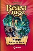Cover-Bild zu Blade, Adam: Beast Quest 15 - Narga, Monster der Meere