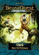 Cover-Bild zu Blade, Adam: Beast Quest Legend 8 - Clark, Riese des Dschungels