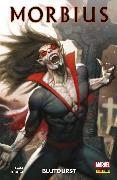 Cover-Bild zu Ayala, Vita: Morbius 1 - Blutdurst (eBook)