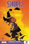 Cover-Bild zu Okorafor, Nnedi: Shuri: Wakanda Forever