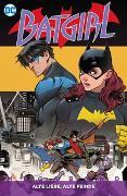 Cover-Bild zu Larson, Hope: Batgirl Megaband