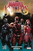 Cover-Bild zu Rosenberg, Matthew: Marvel Knights: Vergessene Helden