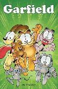 Cover-Bild zu Davis, Jim: Garfield Vol. 1 (eBook)