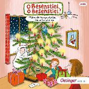 Cover-Bild zu Ludwig, Sabine: O Besenstiel, o Besenstiel! Weihnachtsbaumgeschichten von Sabine Ludwig (Audio Download)