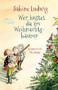 Cover-Bild zu Ludwig, Sabine: Wer hustet da im Weihnachtsbaum?