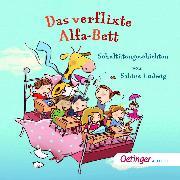 Cover-Bild zu Ludwig, Sabine: Das verflixte Alfa-Bett. Schultütengeschichten von Sabine Ludwig (Audio Download)