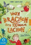 Cover-Bild zu Shepherd, Andy: Wenn Drachen sich kringelig lachen (eBook)