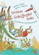 Cover-Bild zu Ludwig, Sabine: Drittes Schilfrohr links - Geschichten vom Seerosenteich (eBook)