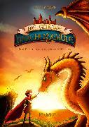 Cover-Bild zu Skye, Emily: Die geheime Drachenschule - Der Drache mit den silbernen Hörnern (eBook)