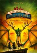 Cover-Bild zu Skye, Emily: Die geheime Drachenschule - Das Erwachen der Blattfinger (eBook)