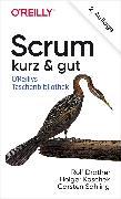 Cover-Bild zu Koschek, Holger: Scrum - kurz & gut (eBook)
