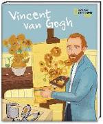 Cover-Bild zu Munoz, Isabel: Total genial! Vincent Van Gogh