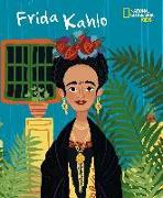 Cover-Bild zu Munoz, Isabel: Total genial! Frida Kahlo