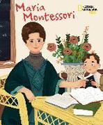 Cover-Bild zu Munoz, Isabel: Total genial! Maria Montessori