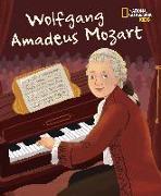 Cover-Bild zu Munoz, Isabel: Total genial! Wolfgang Amadeus Mozart
