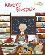 Cover-Bild zu Munoz, Isabel: Total genial! Albert Einstein