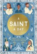 Cover-Bild zu Hinds, Meredith: A Saint a Day (eBook)