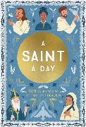 Cover-Bild zu Hinds, Meredith: A Saint a Day