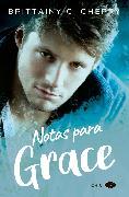 Cover-Bild zu Cherry, Brittainy C.: Notas para Grace (eBook)