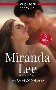 Cover-Bild zu Lee Miranda, Lee Miranda: His Brand Of Seduction/Not A Marrying Man/The Millionaire's Inexperienced Love-Slave/The Billionaire's Bride Of Innocence (eBook)