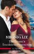 Cover-Bild zu Lee Miranda, Lee Miranda: Tycoon's Scandalous Proposition (eBook)