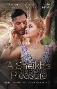 Cover-Bild zu Lee Miranda, Lee Miranda: Sheikh's Pleasure/Love-Slave To The Sheikh/The Sheikh's Undoing/Surrender To The Playboy Sheikh (eBook)