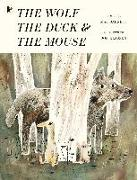 Cover-Bild zu Barnett, Mac: The Wolf, the Duck and the Mouse
