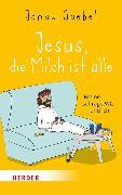 Cover-Bild zu Goebel, Jonas: Jesus, die Milch ist alle (eBook)