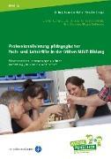 Cover-Bild zu Skorsetz, Nina: Professionalisierung pädagogischer Fach- und Lehrkräfte in der frühen MINT-Bildung (eBook)