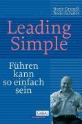 Cover-Bild zu Grundl, Boris: Leading Simple