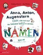 Cover-Bild zu Dumas, Kristina: Anna, Anton, Augenstern