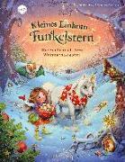 Cover-Bild zu Berg, Mila: Kleines Einhorn Funkelstern. Die Suche nach dem Weihnachtszauber