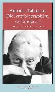 Cover-Bild zu Tabucchi, Antonio: Die Autobiographien der anderen