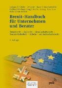 Cover-Bild zu Letzgus, Christof K.: Brexit-Handbuch für Unternehmen und Berater (eBook)