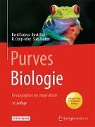 Cover-Bild zu Sadava, David: Purves Biologie (eBook)