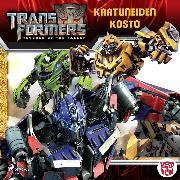 Cover-Bild zu Jolley, Dan: Transformers - Kaatuneiden kosto (Audio Download)