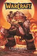 Cover-Bild zu Knaak, Richard A.: Warcraft Legends, Volume 1