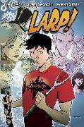 Cover-Bild zu Jolley, Dan: LARP! Volume 1