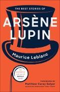 Cover-Bild zu Leblanc, Maurice: The Best Stories of Arsène Lupin (eBook)