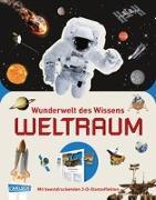 Cover-Bild zu Pettman, Kevin: Wunderwelt des Wissens - Weltraum
