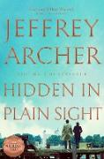 Cover-Bild zu Archer, Jeffrey: Hidden in Plain Sight (eBook)