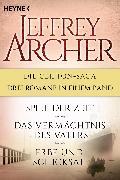 Cover-Bild zu Archer, Jeffrey: Die Clifton-Saga 1-3: Spiel der Zeit/Das Vermächtnis des Vaters/ - Erbe und Schicksal (3in1-Bundle) (eBook)