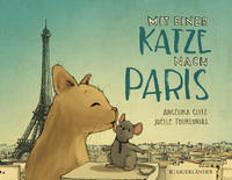 Cover-Bild zu Glitz, Angelika: Mit einer Katze nach Paris